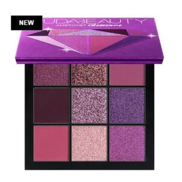 期間限定 HUDA BEAUTY Obsessions Eyeshadow Palette