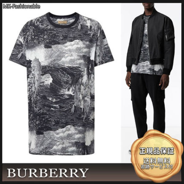 [19SS]送料込み◆BURBERRY Dreamscape プリント Tシャツ