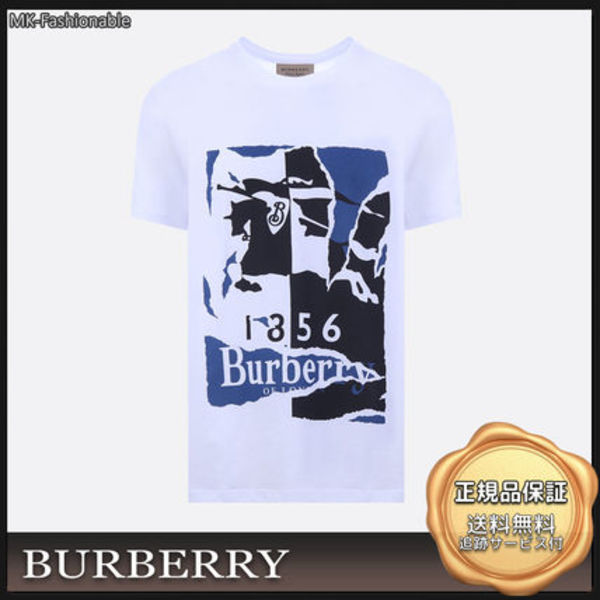 [19SS]送料込み◆BURBERRY Carlow グラフィックプリント Tシャツ