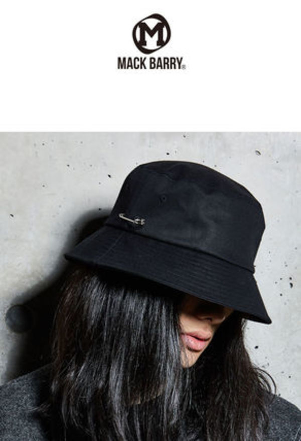 ★Mack Barry★ MCBRY BUCKET HAT