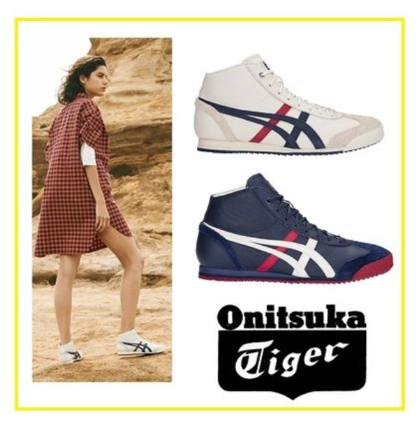 ソールが進化!MEXICO 66 SD MR☆onitsuka tiger