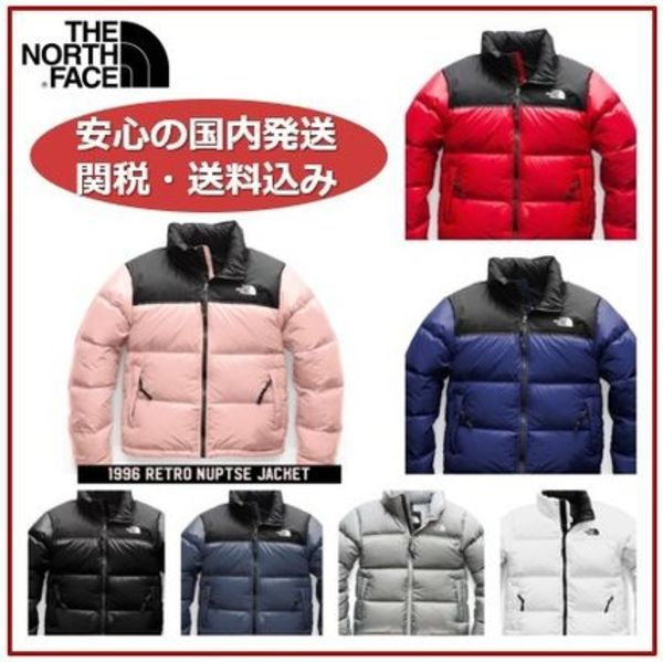 【国内発送】1996 RETRO NUPTSE JACKETセール