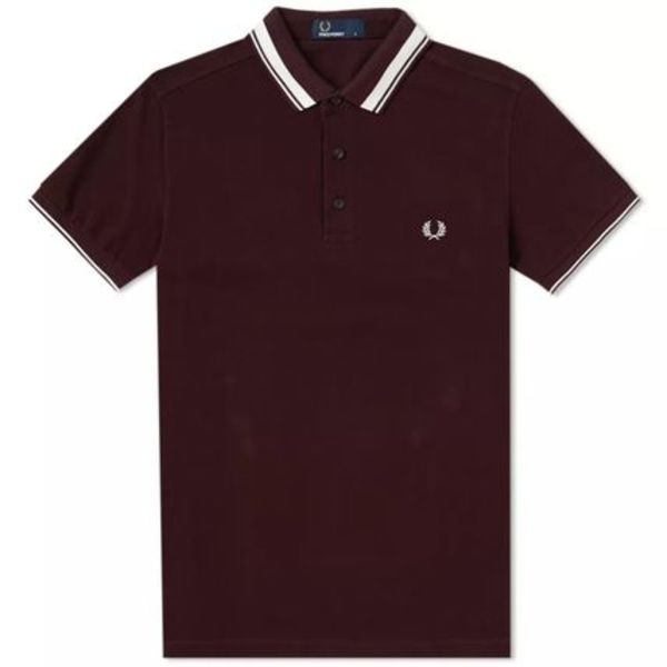 ★FRED PERRY CONTRAST TIPPED  ポロシャツ関税込★