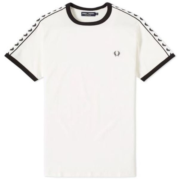 ★FRED PERRY TAPED RINGER Tシャツ関税込★