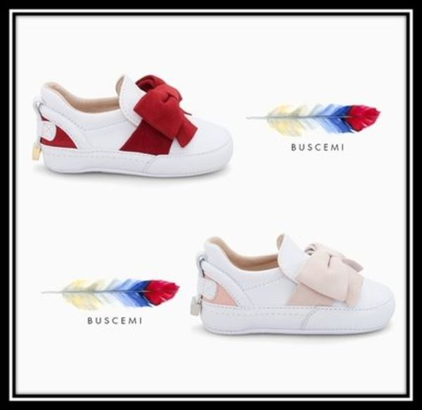 ★ブシェミ★BABY★40MM BABY BOW SHOES★2018新作★