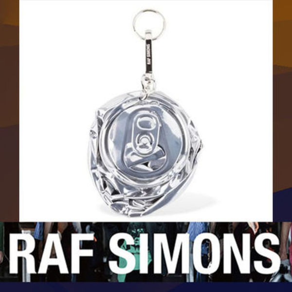 Raf Simons Crushed Can Key Chain☆キーチェーン☆