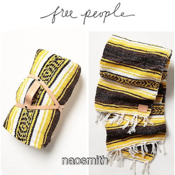 【完売必至】 Free People☆FP x Nipomo Blanket Roll