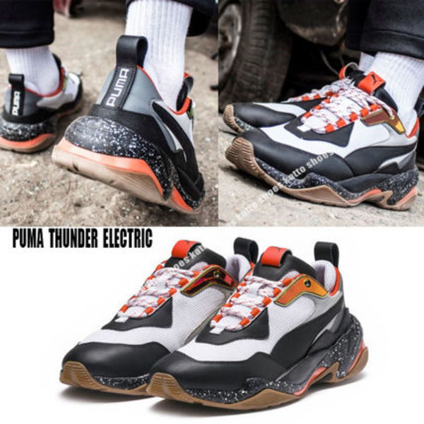 PUMA★THUNDER ELECTRIC★ダッドスニーカー