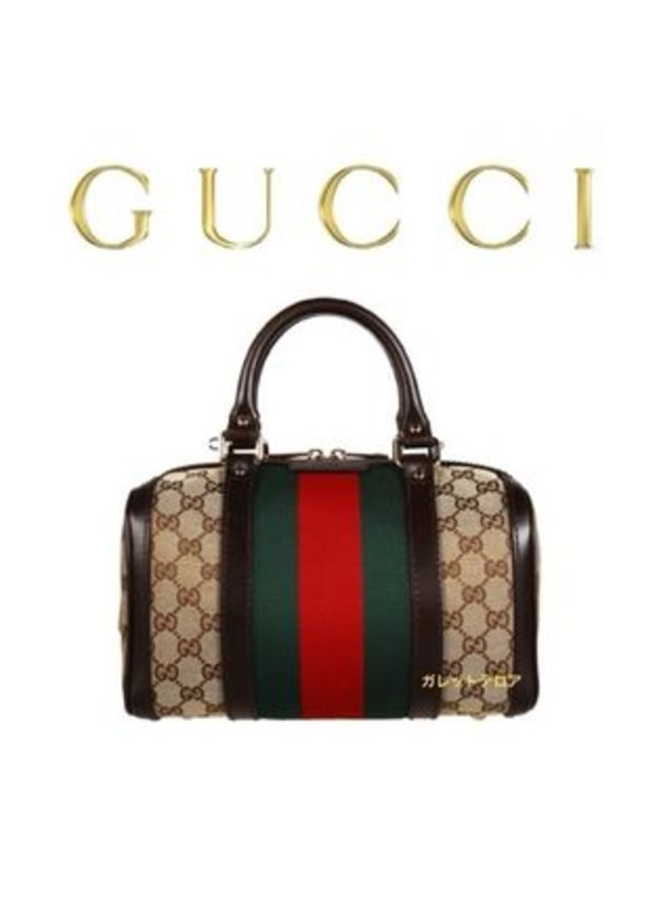 ★GUCCI《グッチ》★入手困難 VINTAGE WEB BAG★送料 関税込み★