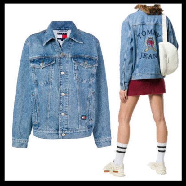 【19SS Tommy Hilfiger★海外発】TOMMY JEANS デニム ジャケット