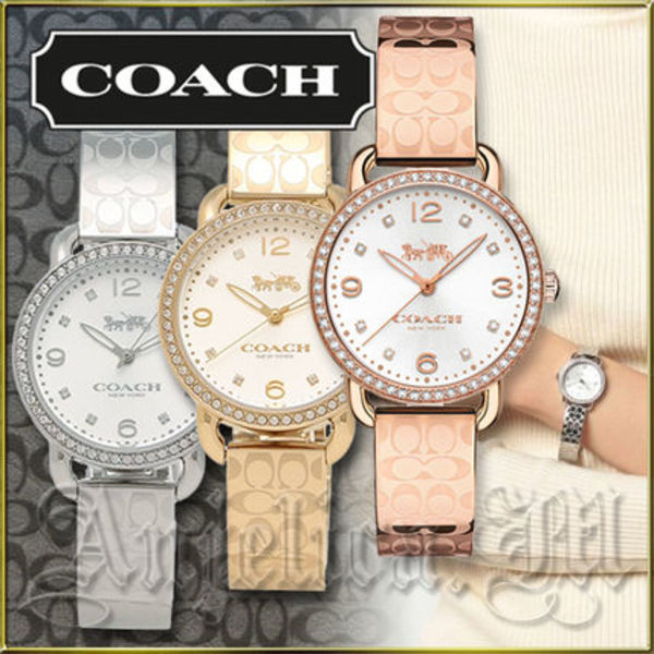 ★安心ヤマト便★Coach Bangle Watch14502765 14502766 14502767