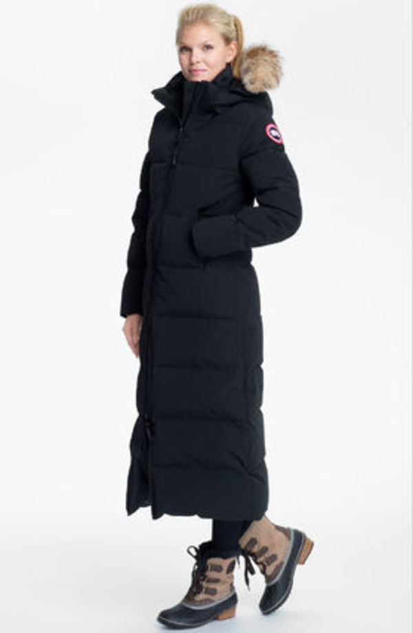 大人気☆Canada Goose☆ 'Mystique' Regular Fit Do☆アウター☆