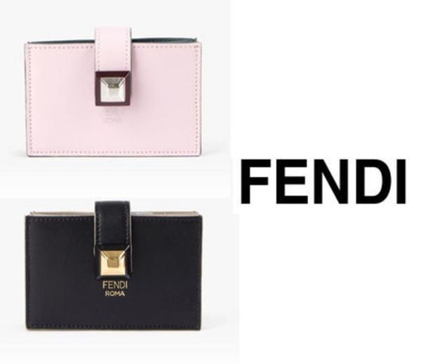 【関税負担】 FENDI LIBERTY CARD CASE