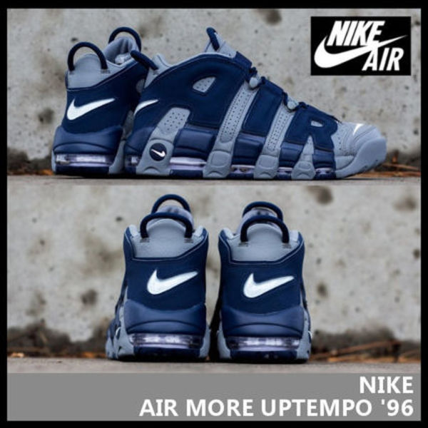 【NIKE ナイキ】AIR MORE UPTEMPO '96 921948-003