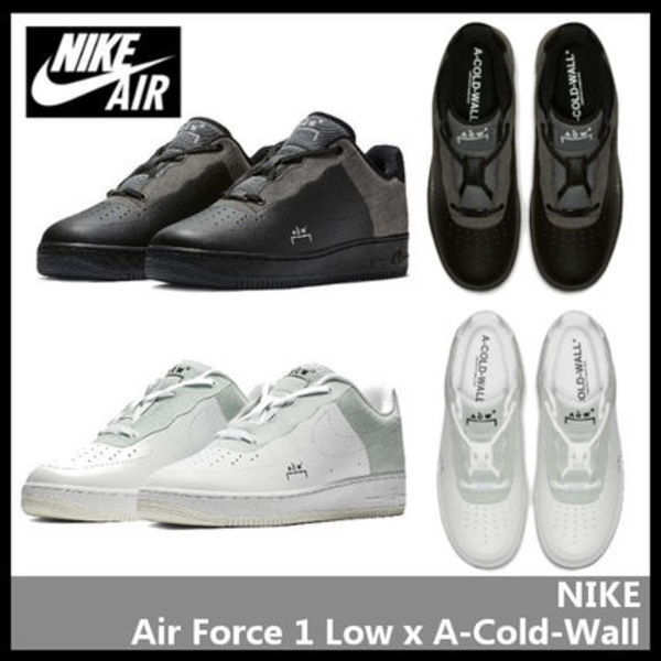 【NIKE x A-Cold-Wall コラボ】Air Force 1 Low BQ6924