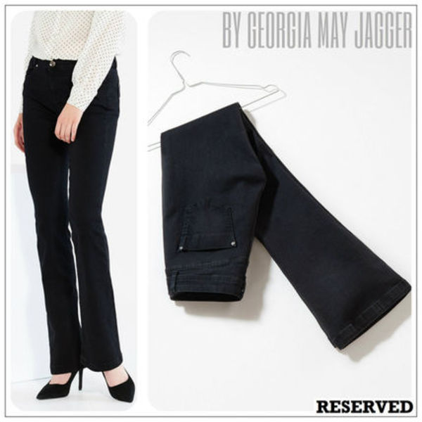 ★【 RESERVED♪by Georgia May Jagger】LADIES` TROUSERS★