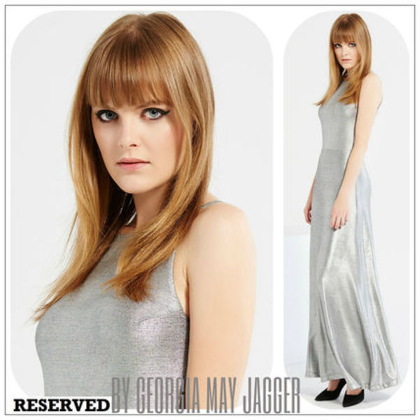★【 RESERVED♪by Georgia May Jagger】DRESS★
