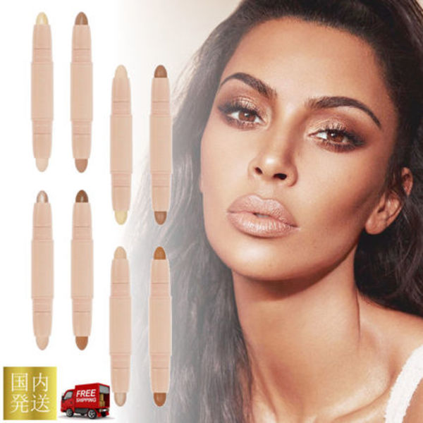 KKW BEAUTY☆CREME CONTOUR & HIGHLIGHT STICK 2本セット