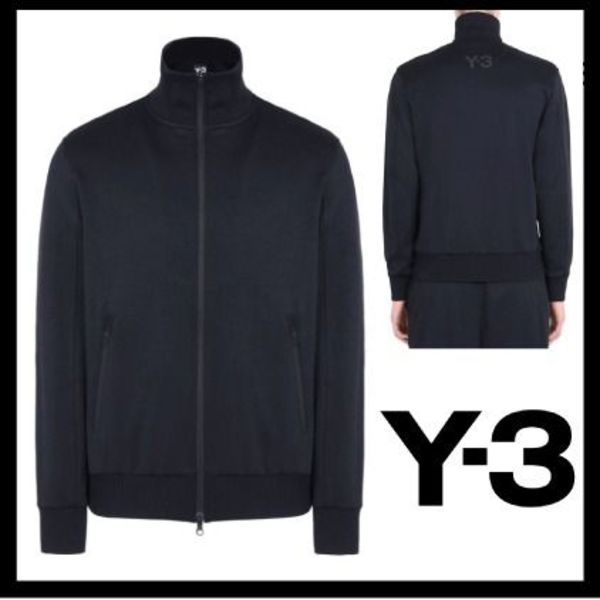 【Y-3】 バックロゴ CLASSIC TRACK TOP【送関込】