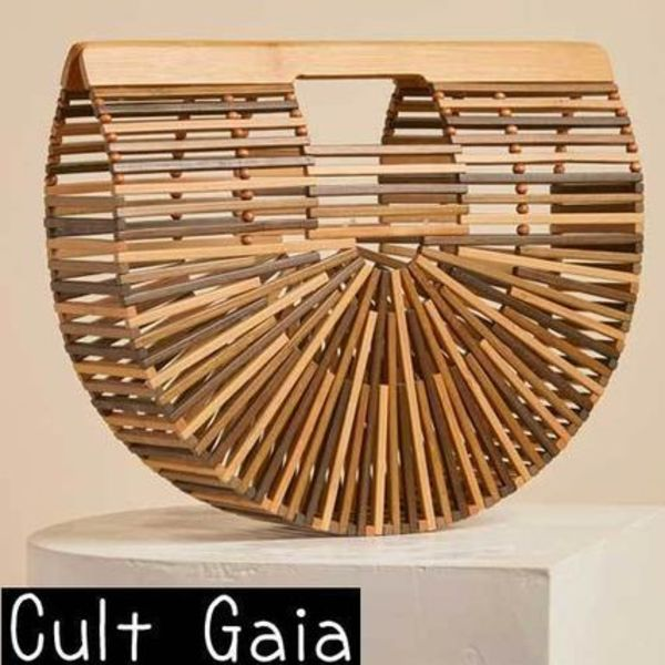 国内発送 Cult Gaia Gaia's Ark Bag (Small)