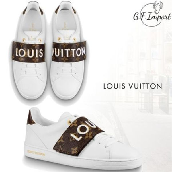 【国内発送!!】LOUIS VUITTON☆FRONT ROW スニーカー