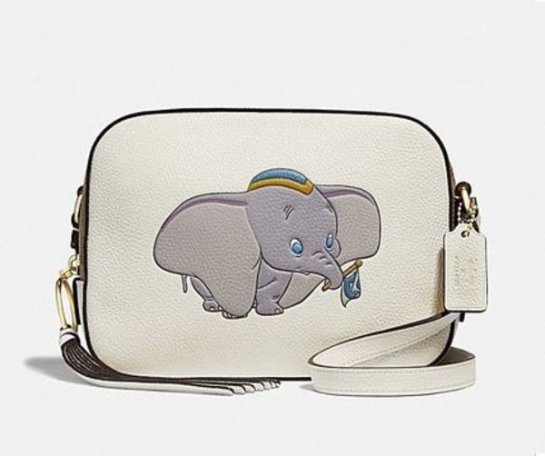 Coach ◆ 69252 Disney x coach camera bag with dumbo