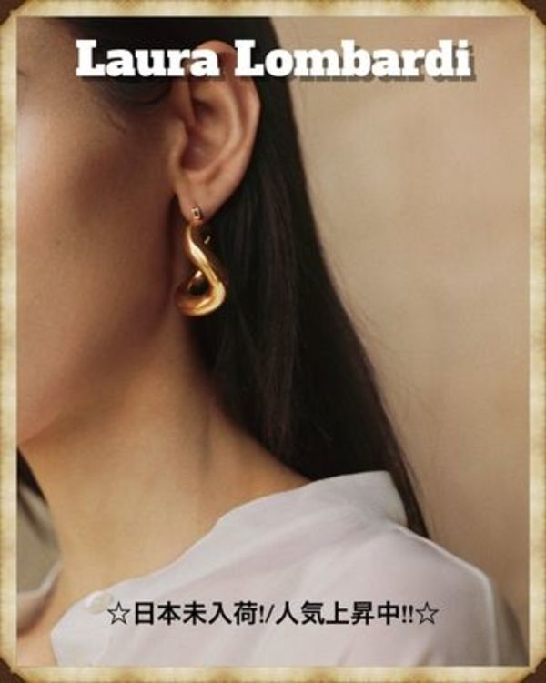 【日本未入荷!】Laura Lombardi  Anima Earring