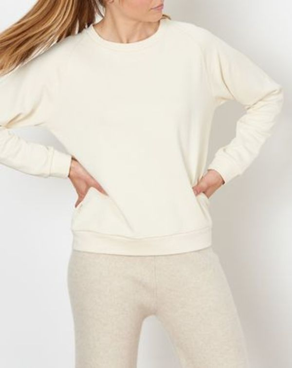 【関税込】BASERANGE Basic Sweat in Off White トレーナー