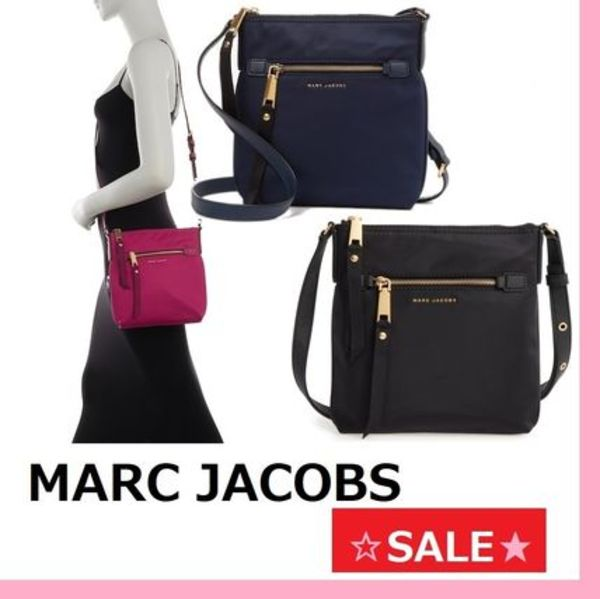 ◆MARC JACOBS◆SALE◆Trooper Nylon Crossbody Bag