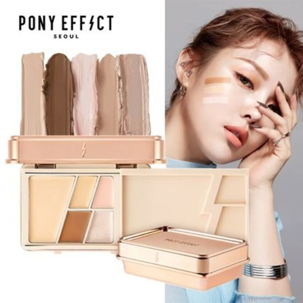 PONY EFFECT★BUTTER BALM FOUNDATION PALETTE