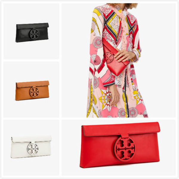 期間限定SALE TORY BURCH★MILLER CLUTCH 46988