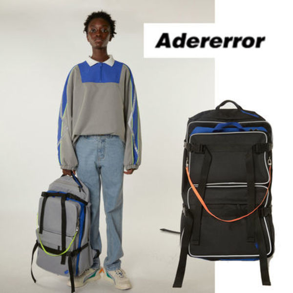 EMS発送日本未入荷★Adererror★Multiple backpack  2色