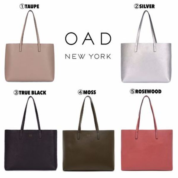 【OAD NEW YORK】大人気♡ CARRYALL TOTE