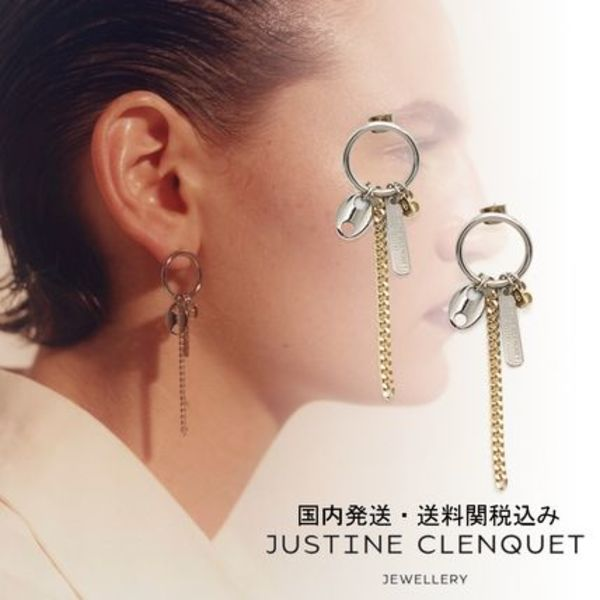 日本未入荷★Justine Clenquet★Rita earrings