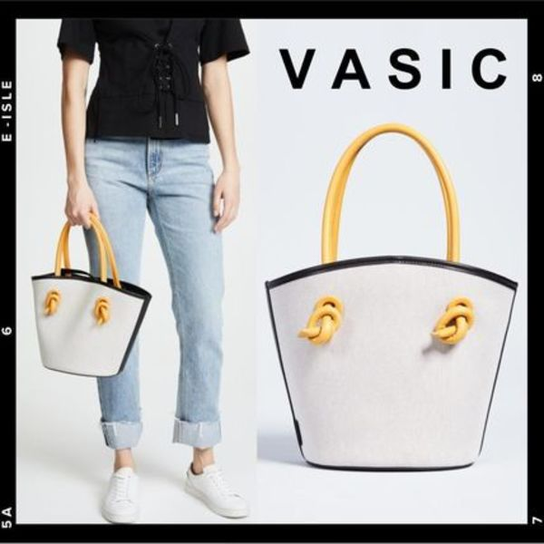 日本完売【VASIC】Comfy tote bag