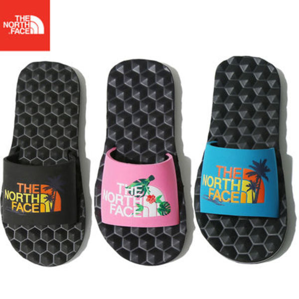 日本未入荷★THE NORTH FACE★KID PALM SLIDE  3色