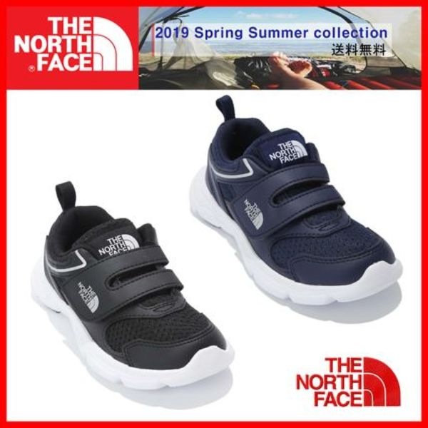 ★韓国の人気★【THE NORTH FACE】KIDS★KID FLEXLIGHT★2色★