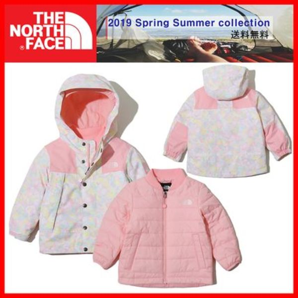 人気★【THE NORTH FACE】KIDS★K'S NOVELTY MOUNTAIN JACKET★