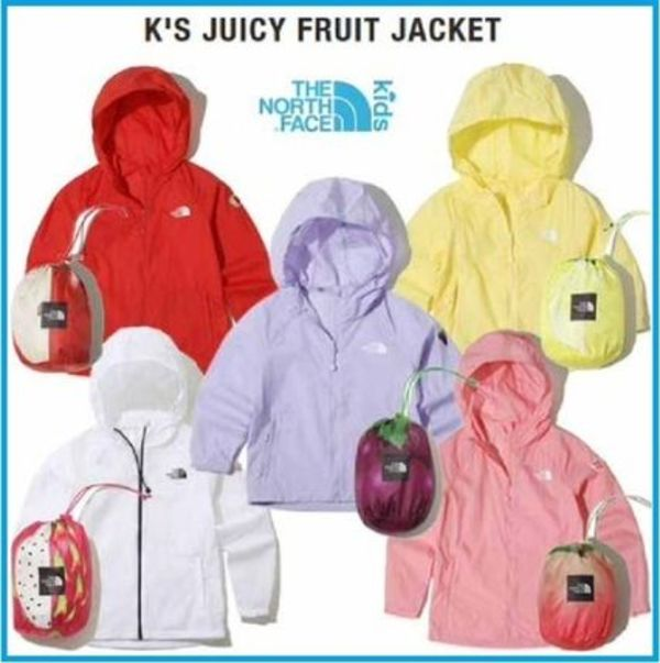 THE NORTH FACE★正規品★K'S JUICY FRUIT JACKET ジャケット