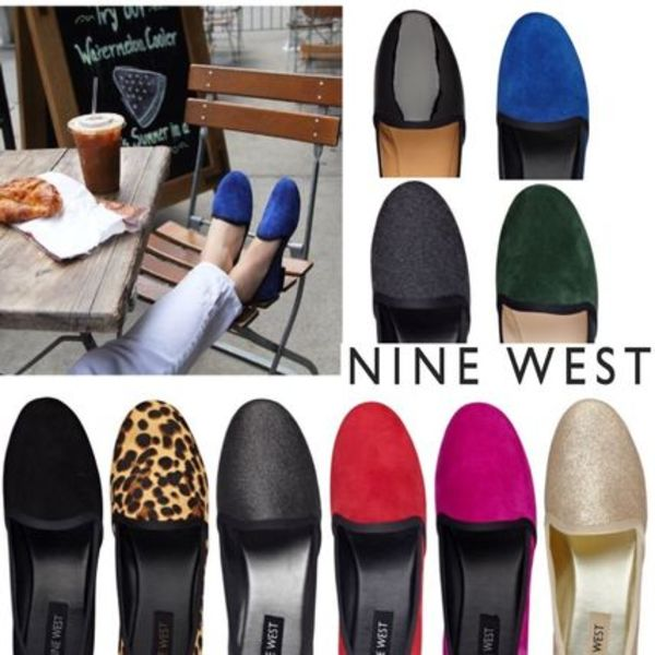 Sale★【Nine West】バレエフラット★Lobster