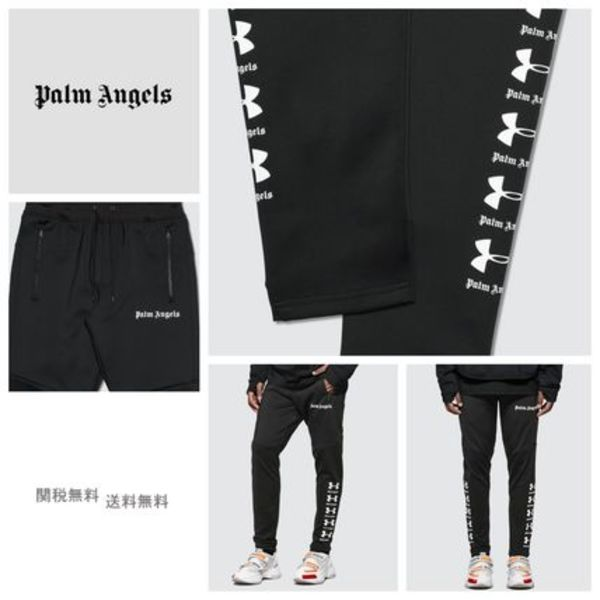 [PALM ANGELS] Under Armour Slim Jogging Pants パンツ