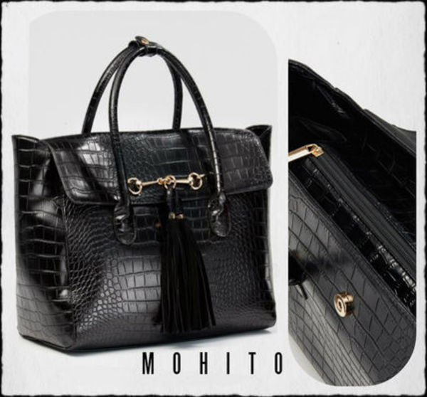【期間限定】MOHITO♪BAG WITH DETACHABLE STRAP★