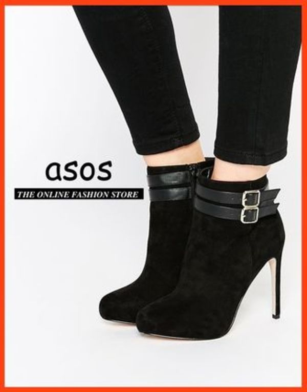 """【ASOS】秋冬オススメ☆""""EARLY RISER"""" Ankle Boots☆"""