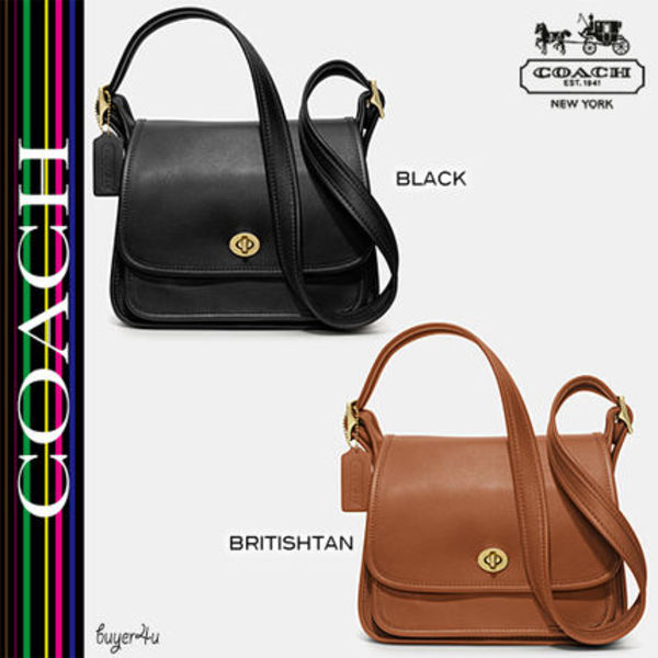 ★COACH★セール!CLASSIC RAMBLERS LEGACY FLAP IN LEATHER♪