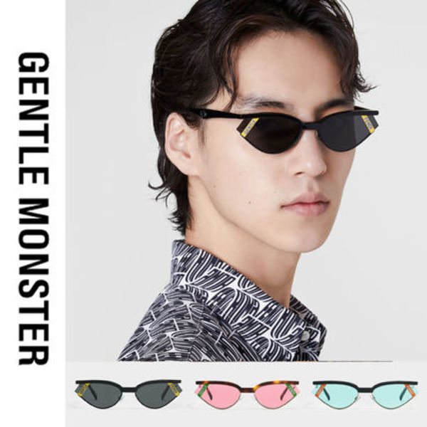 【GENTLE MONSTER】GENTLE FENDI No.1 ★日本未入荷★BTS愛用