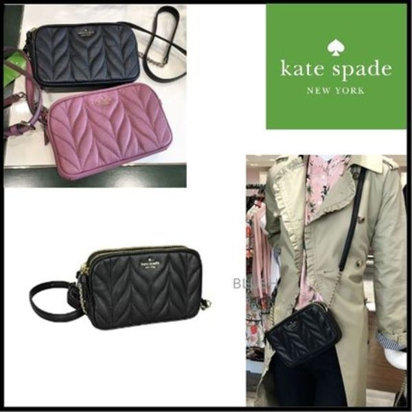 【Kate Spade】♠Briar Lane Quilted ・Kendall♠