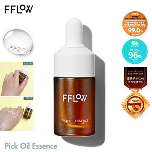 肌に活力チャージ♪FFLOW■Pick Oil Essence 10ml