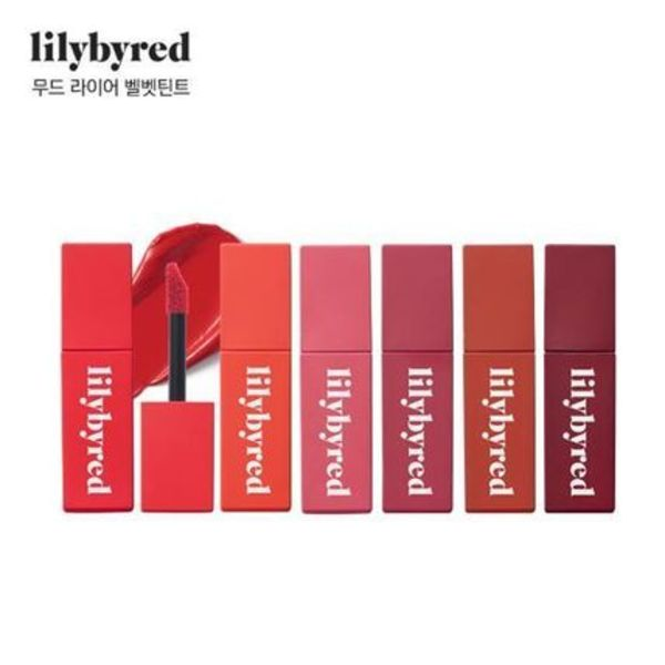 ★韓國★SNS人気! [lilybyred] MOOD LIAR COATING TINT 6色