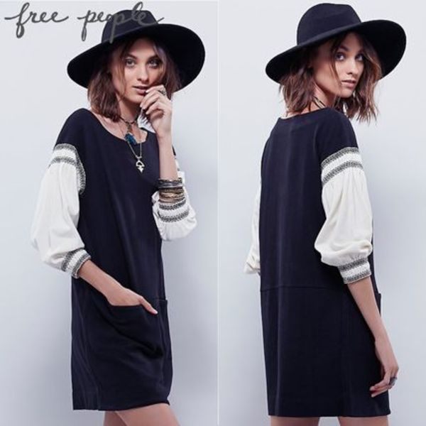 《Free People》New Romantics ワンピース