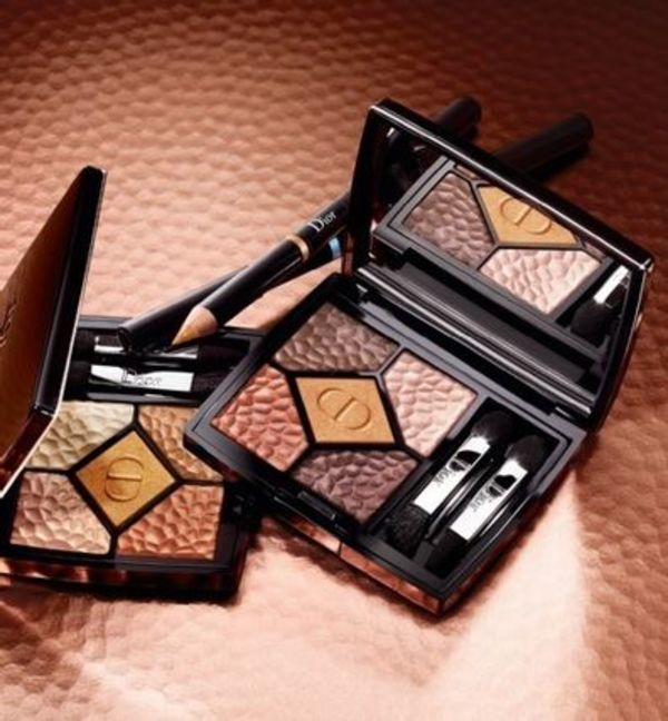 Dior ディオール 2019SS 【限定色】5 COULEURS WILD EARTH